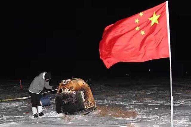 六战六胜!中国的探月工程分三步成功结束。